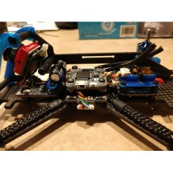 Acrobrat Frame Kapasitör Tutucu (Caddx Turtle Üzerine)