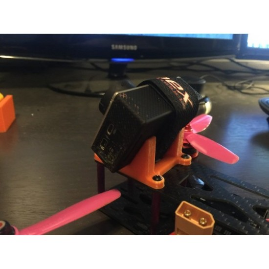 Martian 2 Uyumlu GoPro Kamera Montaj Aparatı