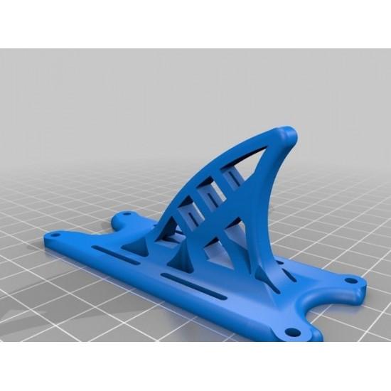 Two v0.1 Frame Uyumlu Köpek Balığı Yüzgeci