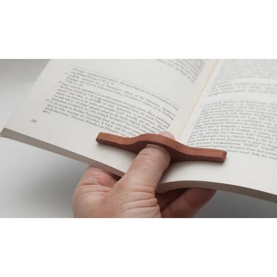 Baş Parmak Kitap Tutucusu
