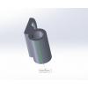 Vortex 250 Pro & Hantu 5 İnç 210mm Frame Uyumlu Runcam Swift 2 Kamera Montaj Aparatı