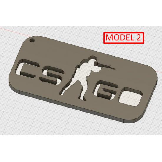 CS-GO Anahtarlık