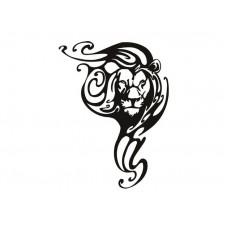 Dekoratif Aslan Figürü
