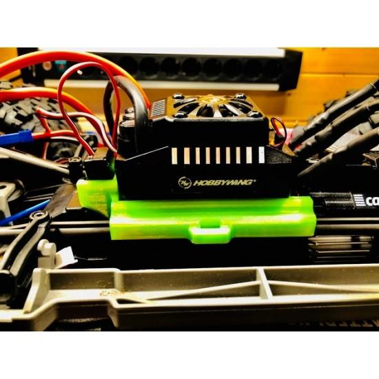 Traxxas X-MAXX  Hobbywing Max 5 Uyumlu Esc Bağlantı Aparatı