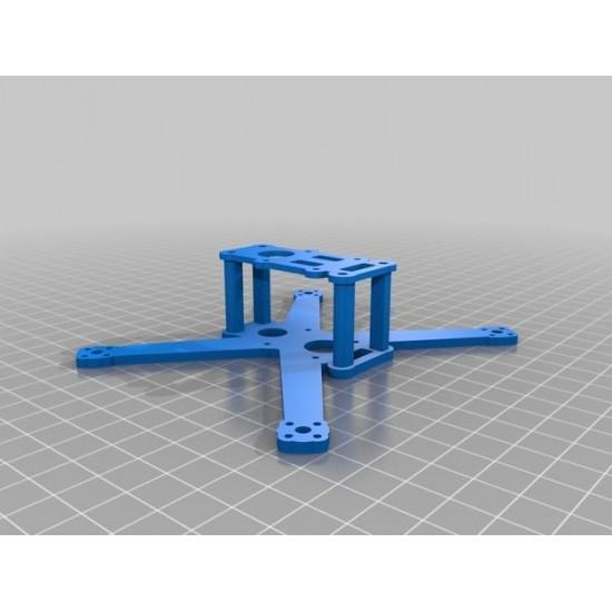 Özel Tasarım 130mm Frame