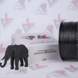 Ak Filament 1.75 mm Koyu Gri ABS Filament - Grey