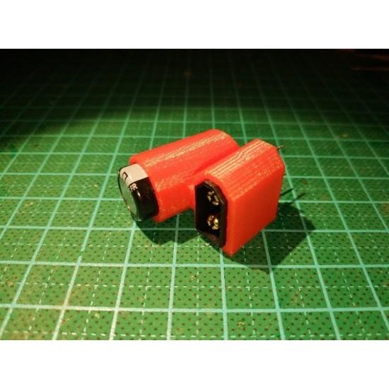 XT60 Soket İçin Kapasitör Tutucu