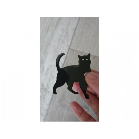 Kedi Figürlü Anahtarlık