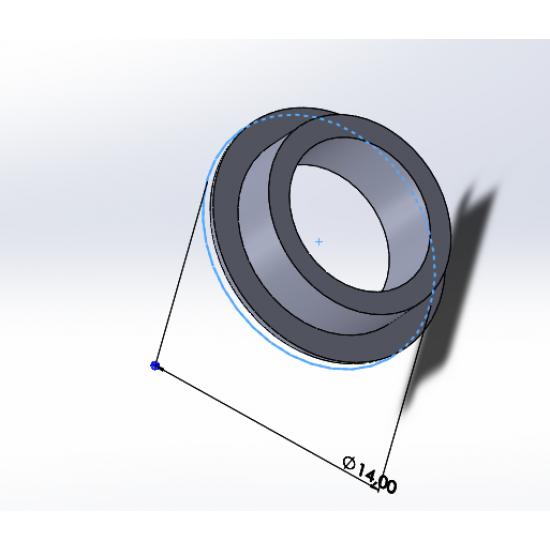 Fırçalı Motor Frame Tutturucu Özel Tasarım