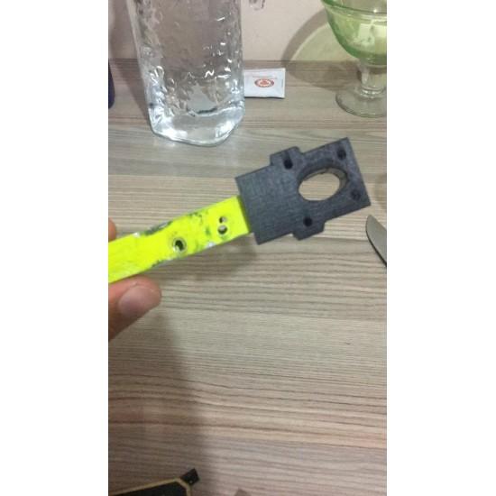 F450 Frame Uyumlu Alüminyum Kol Tutucu